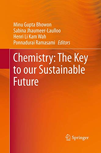 9789402400243: Chemistry: The Key to our Sustainable Future