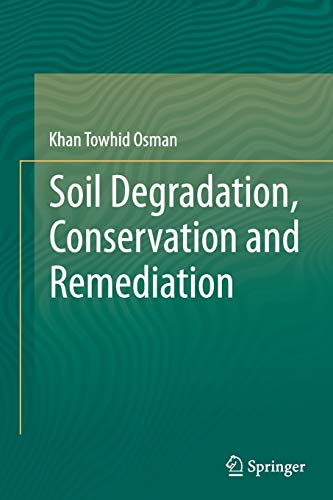 9789402402803: Soil Degradation, Conservation and Remediation