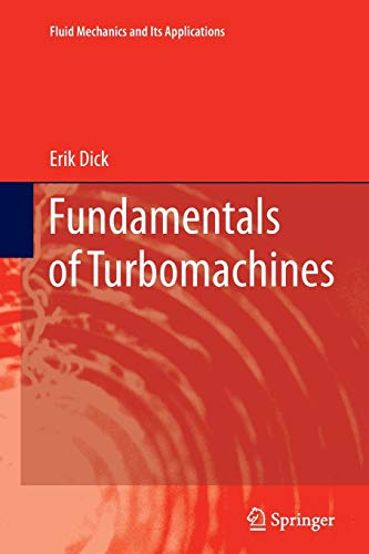 Fundamentals of Turbomachines (Paperback): Erik Dick