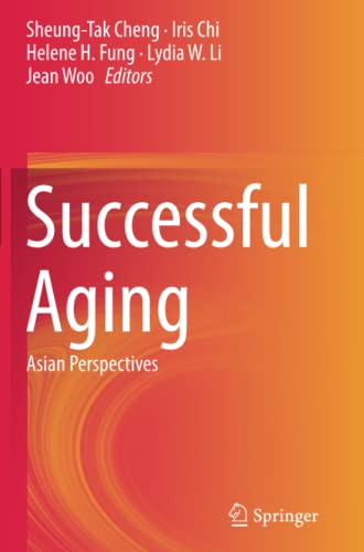 Successful Aging: Asian Perspectives: Cheng, Sheung-tak (Editor)/