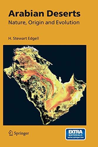 9789402404593: Arabian Deserts: Nature, Origin and Evolution