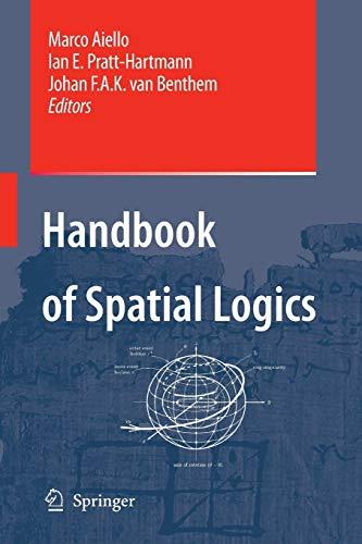 9789402404708: Handbook of Spatial Logics