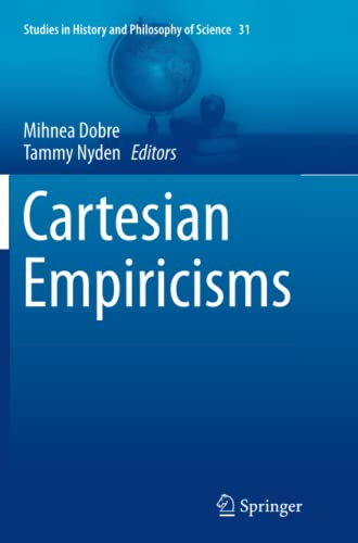 9789402405804: Cartesian Empiricisms (Studies in History and Philosophy of Science)