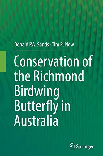 9789402406344: Conservation of the Richmond Birdwing Butterfly in Australia