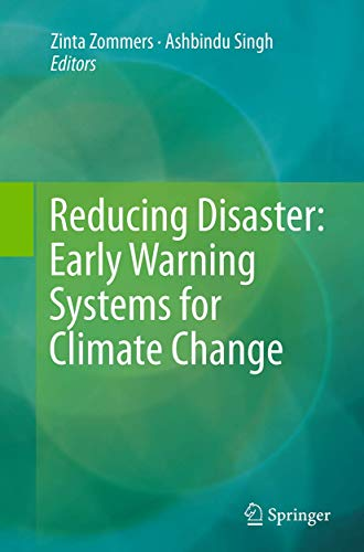 9789402407464: Reducing Disaster: Early Warning Systems For Climate Change