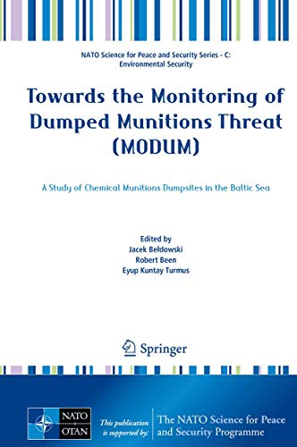 Towards the Monitoring of Dumped Munitions Threat