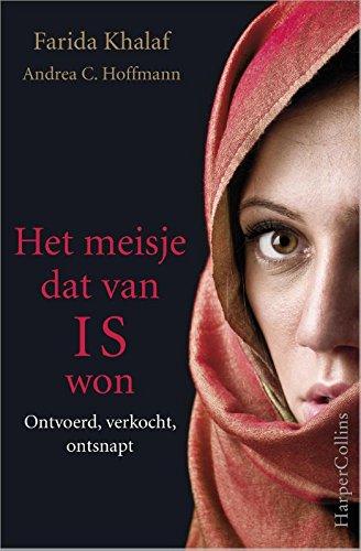 9789402709308: Het meisje dat van IS won