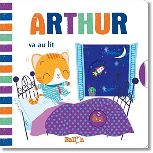 9789403213804: Arthur va au lit