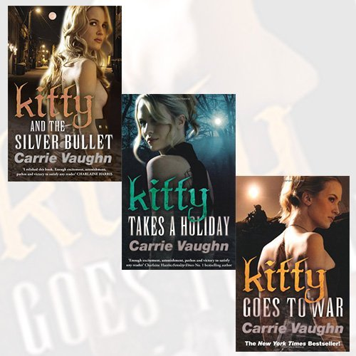 9789444463947 Carrie Vaughn Collection Kitty Norville 3 Books Set And The Silver Bullet
