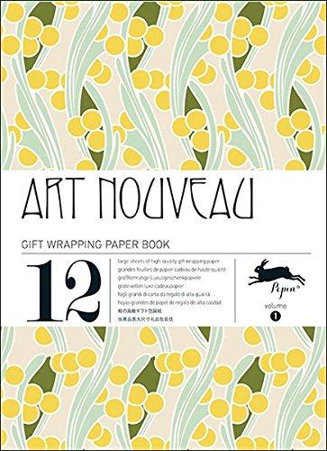 9789460090134: Art Nouveau: Vol. 1: Gift & Creative Paper Book