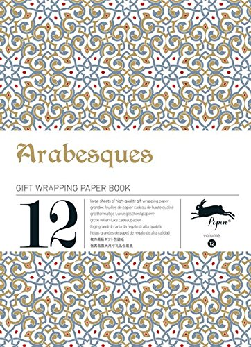 9789460090233: Arabesques: Gift & Creative Paper Book Vol. 12 (Gift Wrapping Paper Book)