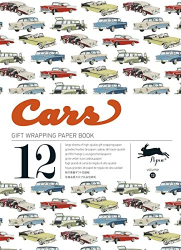 9789460090240: Cars : Gift and creative paper book Vol.13 (Gifr Wrapping Paper) (Multilingual Edition)