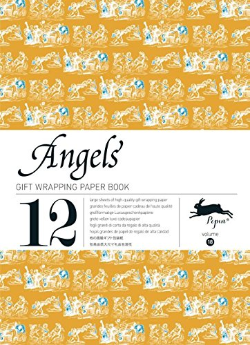 9789460090295: Angels : Gift and creative paper book Vol.18 (Gift Wrapping Paper Book)