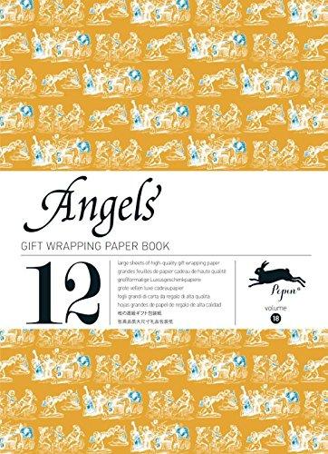 9789460090295: Angels, Volume 18. Grandes feuilles de papier cadeau de haute qualité.