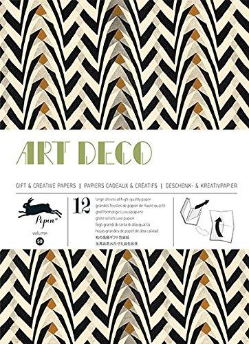 9789460090622: Art Deco : Gift and creative paper book Vol.50