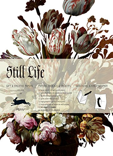 9789460090714: Still Life : Gift and creative paper book Vol 59