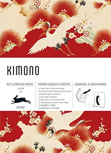 9789460091100: Kimono: Gift & Creative Paper Book Vol 97