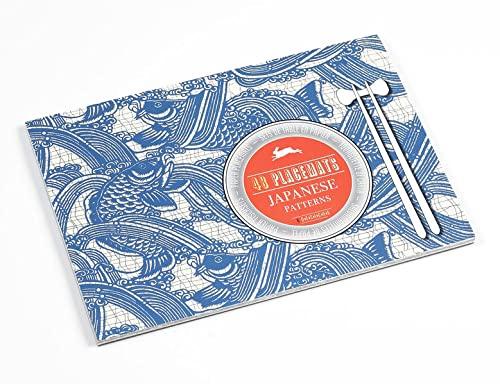 9789460097041: Japanese Patterns : Placemat Pad Vol 05