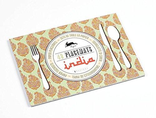 India : Placemat Pad Vol 09: van Roojen, Pepin