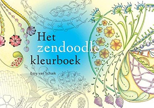 9789460151521: Het zendoodle-kleurboek / druk 1