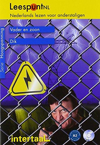 9789460303937: LeespuntNL - Serie Amsteldijk A2. Vadder en zoon/Dik: Lesebuch mit beiliegender CD