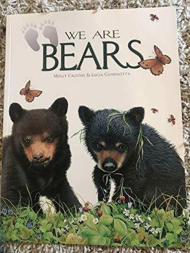 9789460330247: We Are Bears (IMPORT) (Printed in Olen, Belgium)
