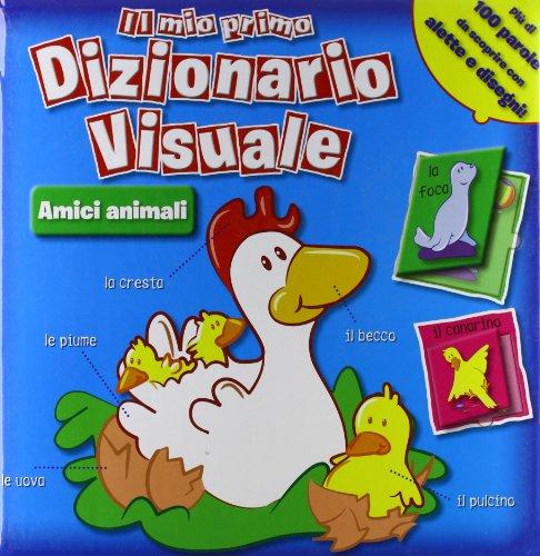 9789460338793: Il mio primo dizionario visuale. Amici animali