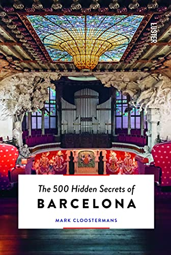 9789460581748: The 500 Hidden Secrets of Barcelona