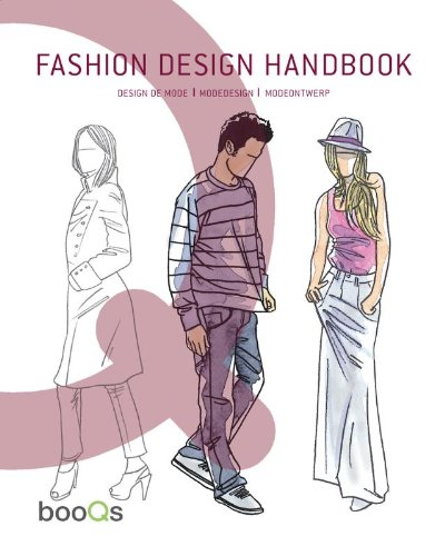 9789460650055: Fashion Design Handbook