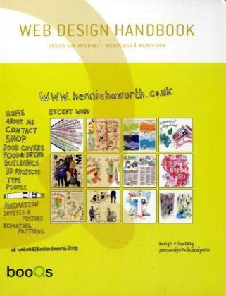 9789460650161: Web Design Handbook