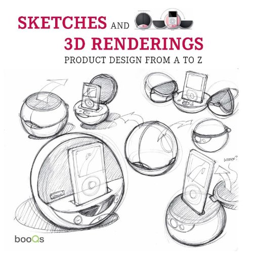 9789460650666: Product design sketches: Product Design from A to Z (E/ F/ NL/ G)