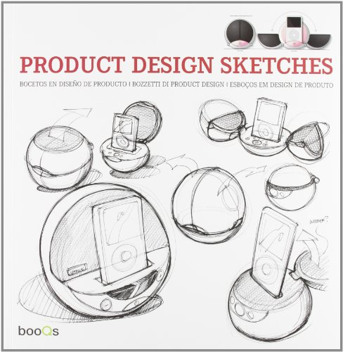 9789460650710: Sketches and 3D renderings. Product design from A to Z. Ediz. italiana, inglese, spagnola e portoghese