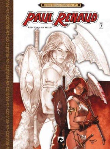 9789460780394: Red Sonja in beeld / druk 1: in beeld door Paul Renaud