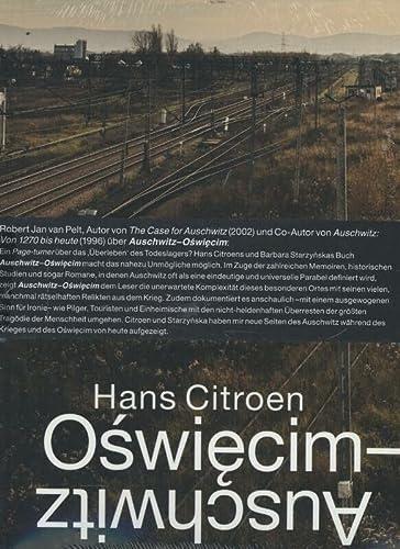 9789460830549: Auschwitz-Oswiecim