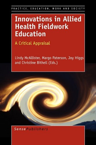 9789460913211: Innovations in Allied Health Fieldwork Education