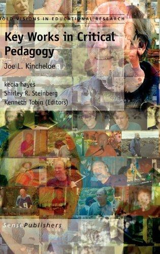 9789460913969: Key Works in Critical Pedagogy: Joe L. Kincheloe