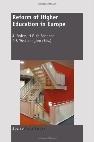 9789460915536: Reform of Higher Education in Europe