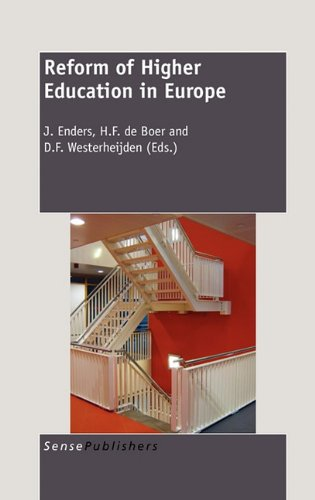 9789460915543: Reform of Higher Education in Europe