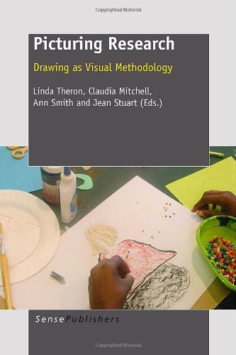 9789460915956: Picturing Research: Drawing as Visual Methodology
