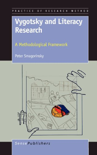 9789460916953: Vygotsky and Literacy Research: A Methodological Framework (Practice of Research Method)