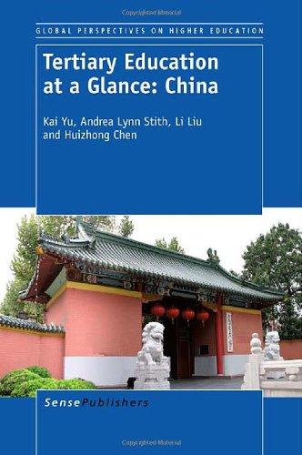 9789460917448: Tertiary Education at a Glance: China