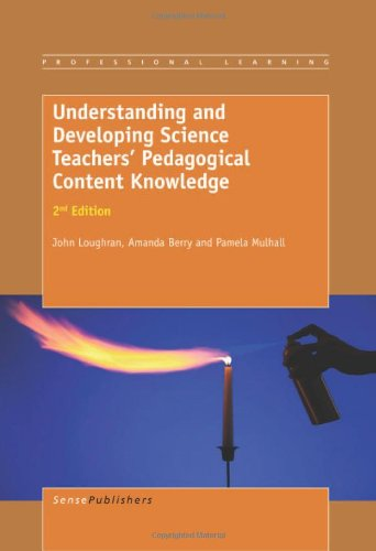 9789460917882: Understanding and Developing Science Teachers' Pedagogical Content Knowledge: 2nd Edition (Professional Learning)