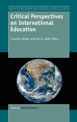 Critical Perspectives on International Education