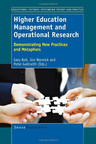 Higher Education Management and Operational Research: Demonstrating New Practices and Metaphors