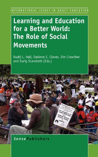 9789460919787: Learning and Education for a Better World: The Role of Social Movements