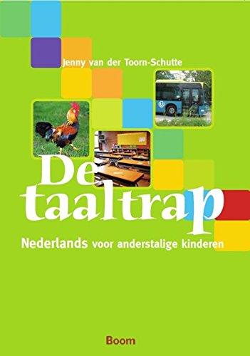 9789461052490: De taaltrap: Nederlands voor anderstalige kinderen