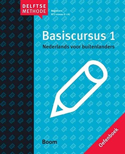 9789461057228: Basiscursus 1: Nederlands voor buitenlanders (De Delftse methode)