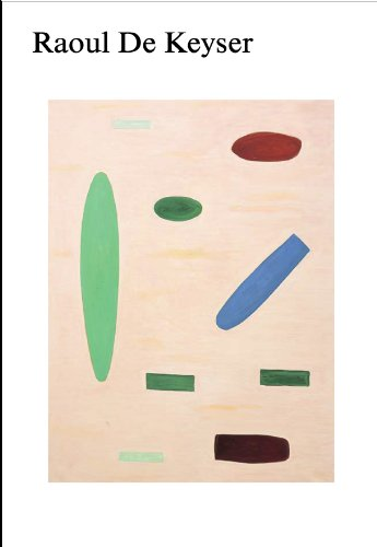 9789461170101: Raoul De Keyser: The Things I see (English and Dutch Edition)