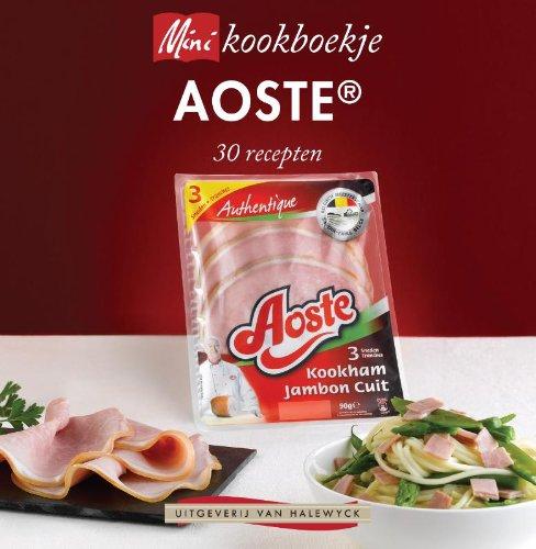 9789461311511: Aoste (Minikookboekje)