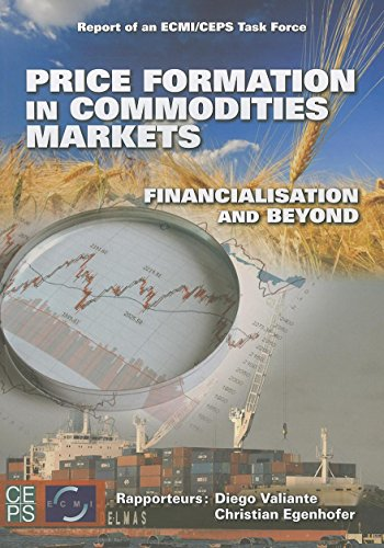 9789461381835: Price Formation in Commodities Markets: Financialisation and Beyond